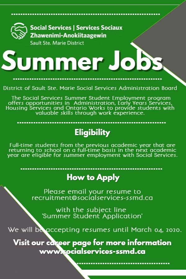 Summer Students 2020